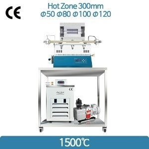 Lò nung ống SH SCIENTIFIC 1500℃ Tube Furnace Package(300mm)