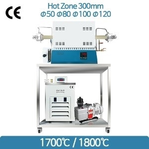 Lò nung ống SH SCIENTIFIC 1700℃,1800℃ Tube Furnace Package(300mm)